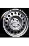 TREBL 64L35F 6X15 5X110 ET35 DIA65.1 Silver (  Opel Astra H 1.3 CDTI 5отв. (2004-2008)  (Болт 12*1,5), Opel Astra H 1.4i 5отв. (2004-2008)  (Болт 12*1,5), Opel Astra H 1.6i 5отв. (2004-2008)  (Болт 12*1,5), Opel Astra H 1.7 CTDI  (2004-2008)  (Болт 12*1,5
