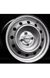 TREBL x40006 6X15 4X100 ET45 DIA56.6 SILVER (  Chevrolet Aveo (T250, T255) 1.2i (2004-2005)  (Гайка 12*1,5), Chevrolet Aveo (T250, T255) 1.4i (2004-2005)  (Гайка 12*1,5), Chevrolet Aveo (T250, T255) 1.2i (2006-2011)  (Гайка 12*1,5), Chevrolet Aveo (T250,