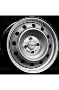 TREBL 52A45D 5.5X13 4X100 ET45 DIA57.1 Silver (  Dacia Solenza 1.4i (2003-2005)  (Гайка M12x1.5), Dacia Solenza 1.9 D (2003-2005)  (Гайка M12x1.5))