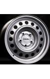 TREBL 6085T 5.5X14 5X120 ET40 DIA67.1 SILVER (  Hyundai H1 2.4i (1998-2004)  (Гайка 14*1,5), Hyundai H1 2.5 TD (1998-2004)  (Гайка 14*1,5), Hyundai Porter 2.5TD (2006-2010)  (Гайка 12*1,5))