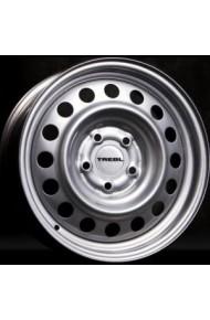 TREBL 64g35l 6X15 5X139.7 ET35 DIA98.6 silver (  Chevrolet Niva 1.7 (2002-0)  (Гайка 12*1,25), Chevrolet Niva 1.8 (2005-0)  (Гайка 12*1,25), Gmc Safari All (1995-2005)  (Гайка M14x1.5), Kia Sportage 2.0 TD (1997-2003)  (Гайка 12*1,5), Kia Sportage 2.0i (1