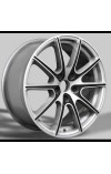 CROSS STREET CR-04 6X14 5X100 ET38 DIA57.1 sf (Chrysler Cirrus 1995-2000, Chrysler Saratoga 1989-1995, Chrysler Voyager III (GS) 1995-2001, Dodge Aries 1986-1989, Dodge Spirit 1988-1995, Plymouth Voyager 1997-2000, Seat Ibiza 2010-, Skoda Fabia 1999-2005,