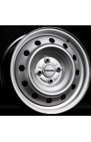 TREBL 52A36C 5.5X13 4X100 ET36 DIA60.1 silver (  Dacia Supernova 1.4i (2000-2003)  (Гайка M12x1.5), Renault Clio 1.2i (1998-2004)  (Болт 12*1,5), Renault Clio 1.4i (1998-2004)  (Болт 12*1,5), Renault Clio 1.5 dCi (1998-2004)  (Болт 12*1,5), Renault Clio 1